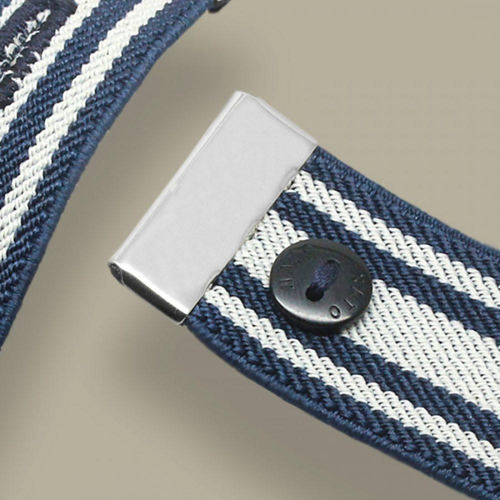 Jaxson Nato Cuff Closeup