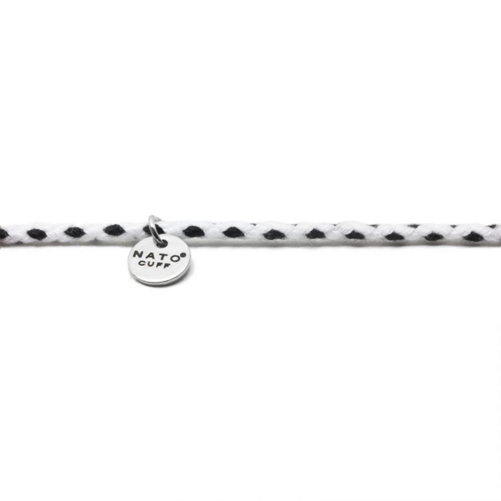 Nato Cuff – Bracelet Coton ajustable 3