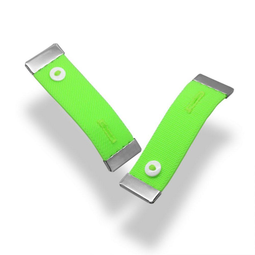 Nato Cuff-Fluo Green