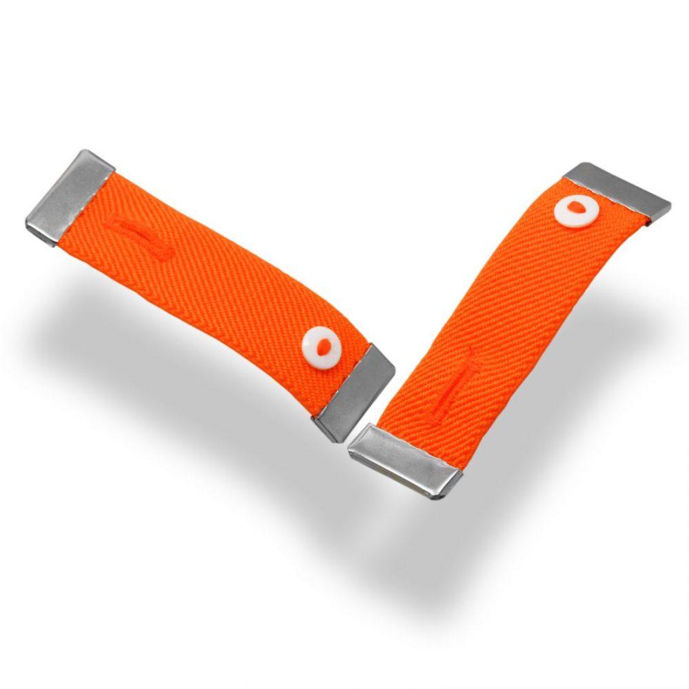 Nato Cuff-Fluo Orange